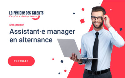 Assistant·e manager en alternance